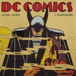 The Golden Age of DC COMICS 1935 – 1956